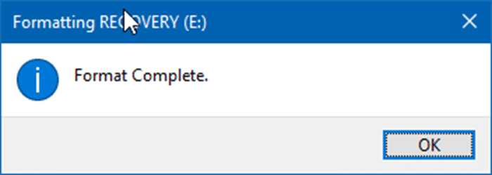format a drive or partition in Windows 10 pic01