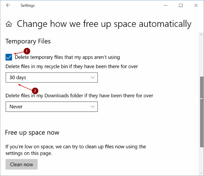 windows 10 recycle bin tips and tricks pic2