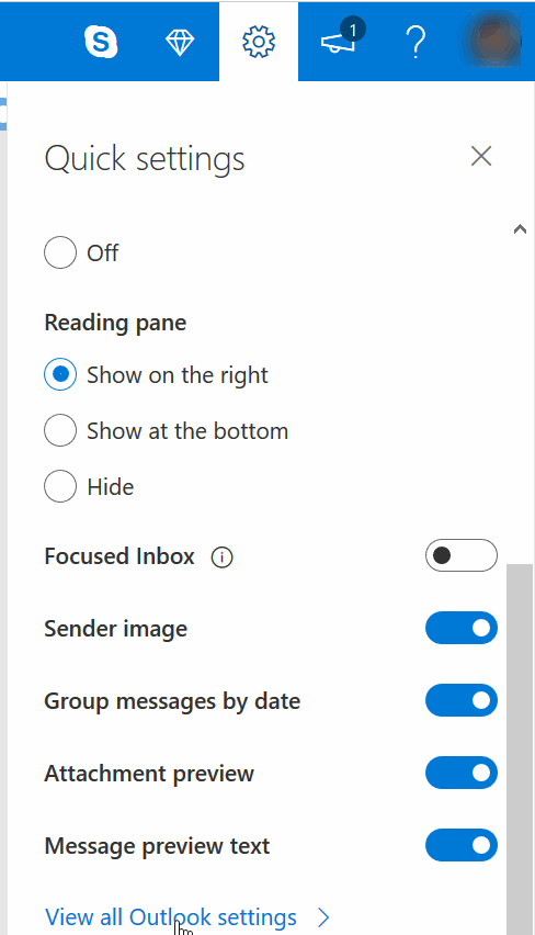 download Outlook.com emails and contacts pic1