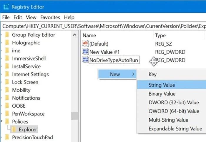 ẩn các trang cụ thể của ứng dụng Cài đặt trong Windows 10 pic3