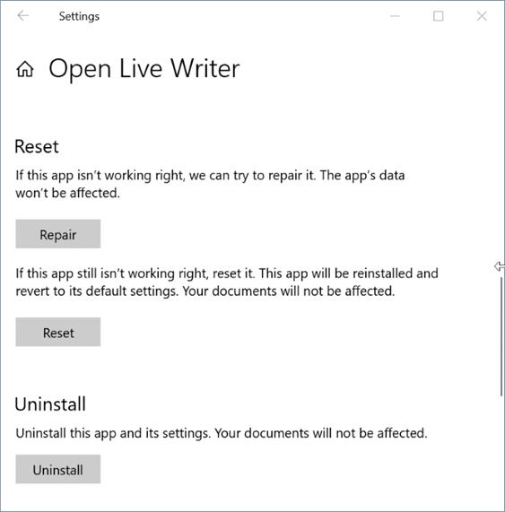 installed app not showing in Start menu in Windows 10 pic2