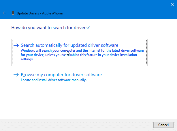 how to install windows drivers manually