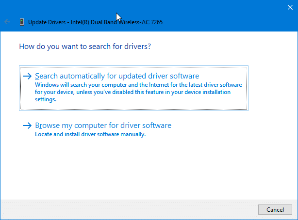 manually update drivers in windows 10 pic1.1