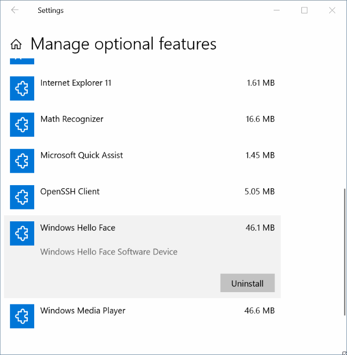 Reduce reserved storage size in Windows 10 pic2