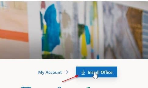 download Office 2019 iso setup from Microsoft