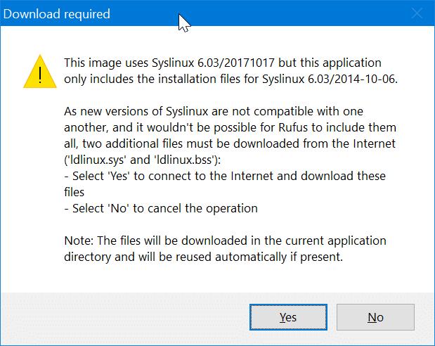 How To Create Ubuntu Bootable USB On Windows 10