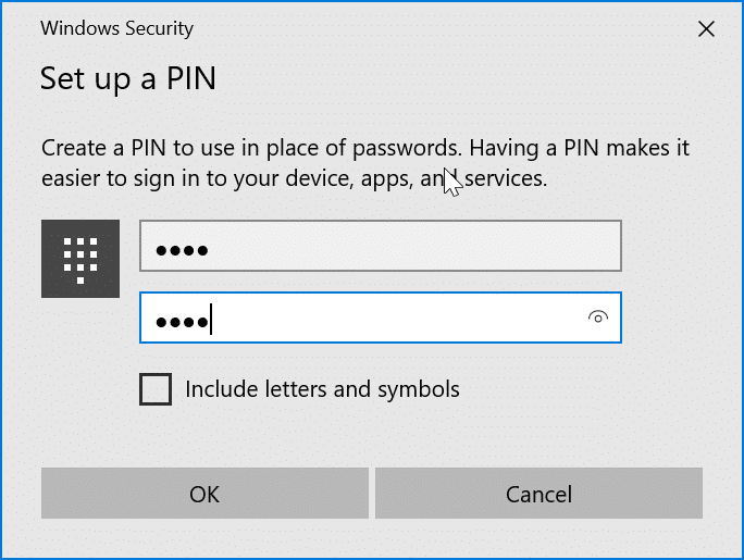 switch between local and Microsoft accounts in Windows 10 pic12