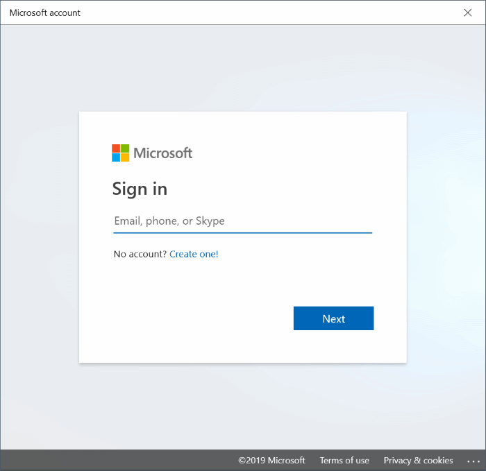 switch between local and Microsoft accounts in Windows 10 pic6