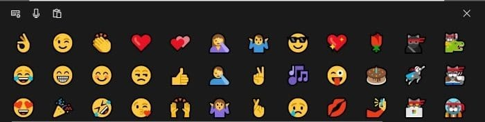 use emojis infile and folder names in Windows 10 pic2