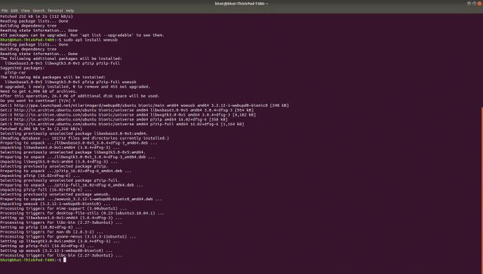 Create Windows 10 Bootable USB on Linux (1)