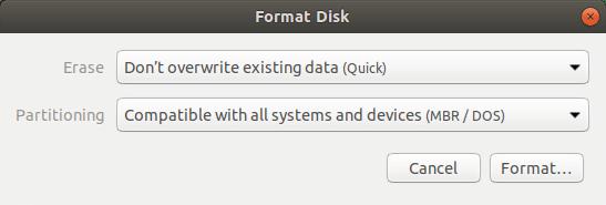 Create bootable Windows 10 USB on Linux pic (3)