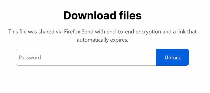Firefox Send pic7