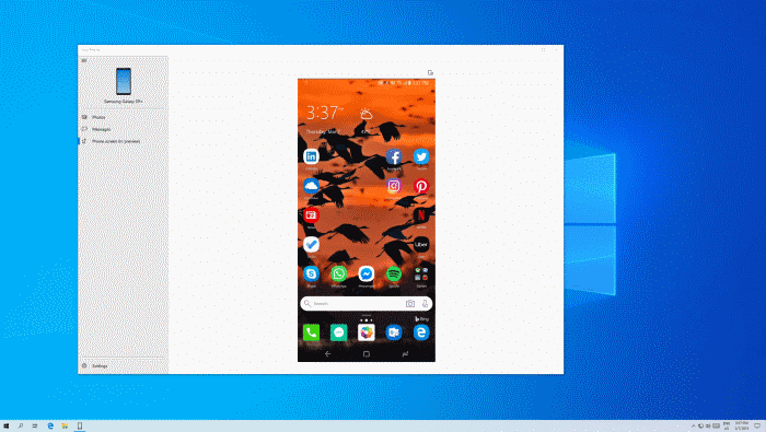 run Android apps on Windows 10 without emulators