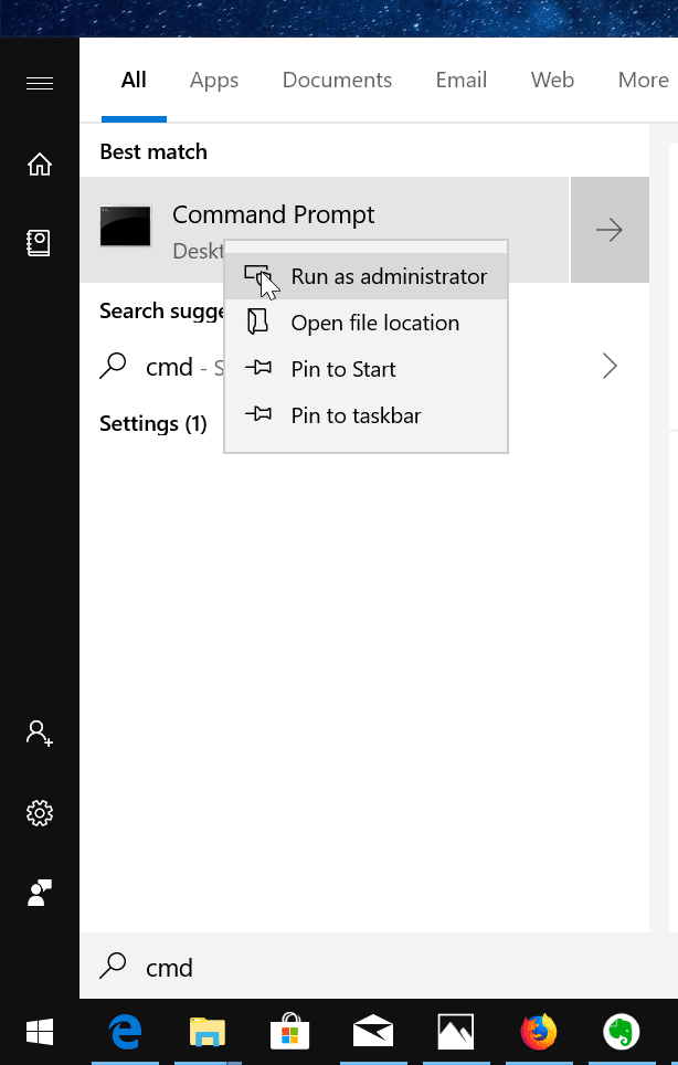 format external USB drive to FAT32 in Windows 10 pic01