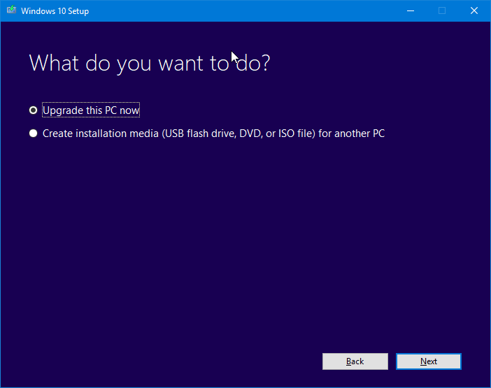 what's the latest version of Windows 10 pic6