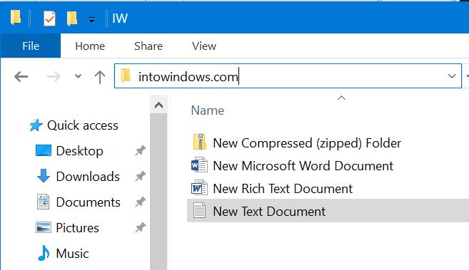 Windows 10 file explorer tips and tricks pic5