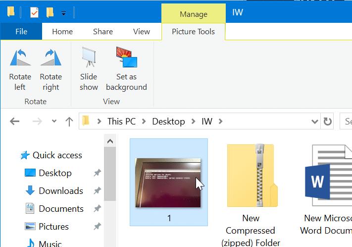 Windows 10 file explorer tips and tricks pic6