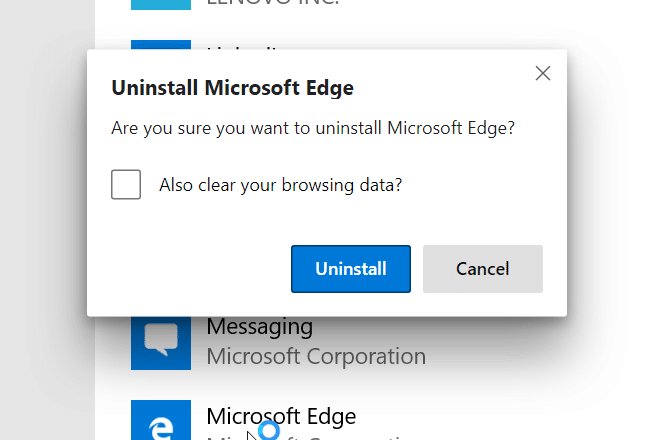 install Microsoft Edge on Windows 10 pic6