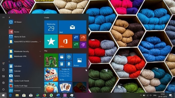 2 ways to restart the Start menu in Windows 10