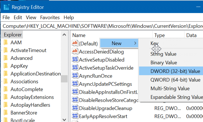 remove quick access from Windows 10 navigation pane pic3.1