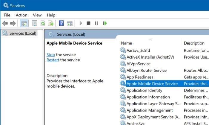 windows 10 photos app not detecting iPhone pic3