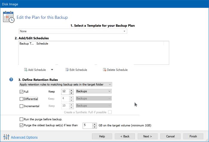 Create Windows 10 system image backup using Macrium Reflect Free pic4