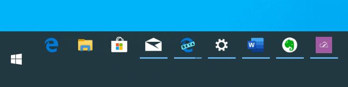 make taskbar smaller or larger in Windows 10 pic4