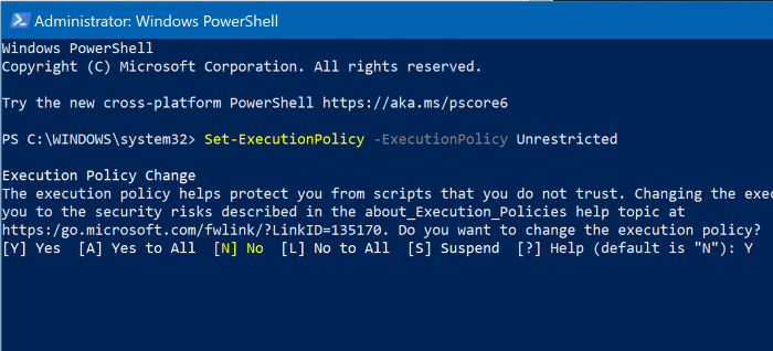 How To Reset Windows 10 Search From PowerShell