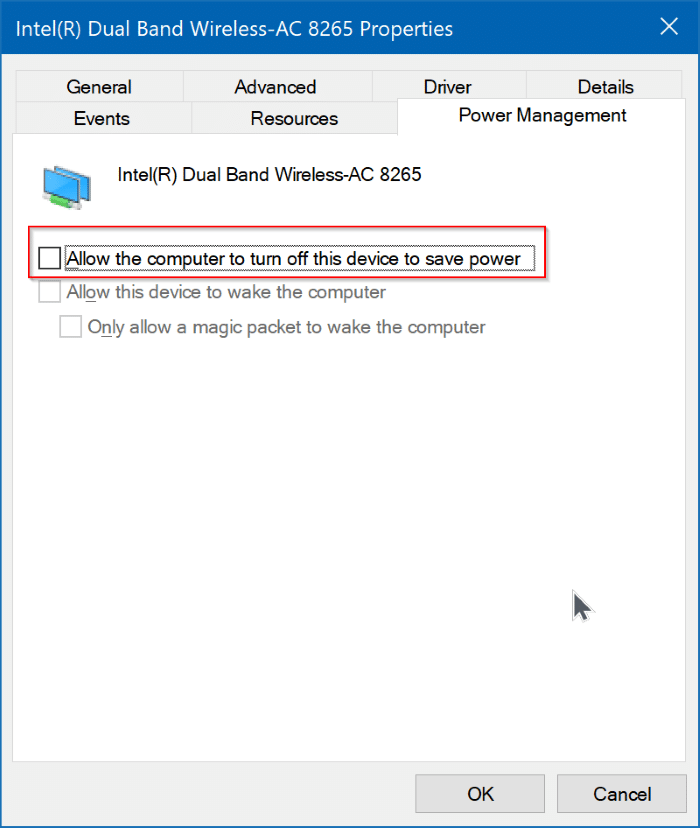 windows 10 automatically not connecting to Wi-Fi pic2