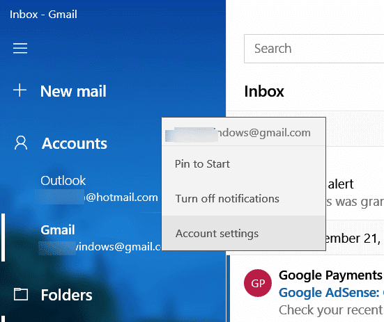 Add Gmail to Windows 10 Mail (12)