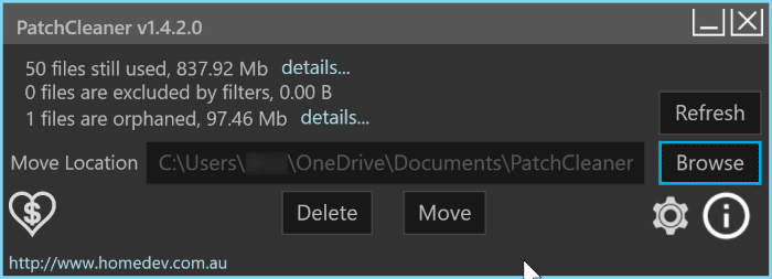 Is it safe to delete files from Windows installer folder (1)