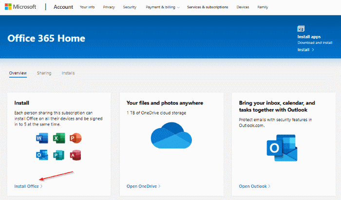 share office 365 home subscription with others pic10