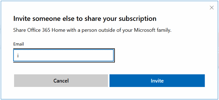 share office 365 home subscription with others pic6