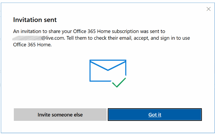 share office 365 home subscription with others pic7
