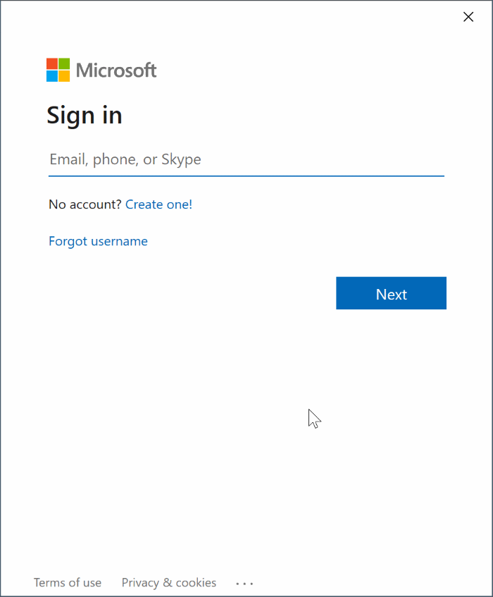 Turn on or off data sync in Microsoft Edge (6.1)