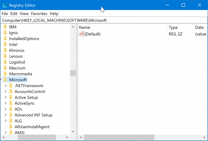 block Chromium based Edge from automatically installing in Windows 10 pic01
