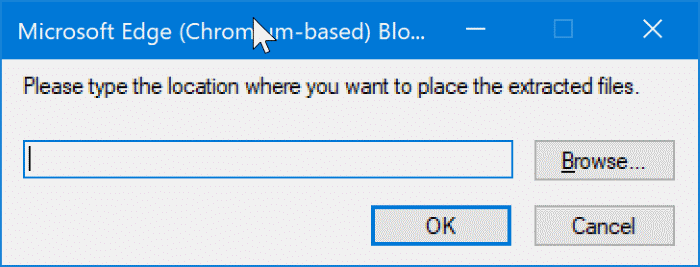 block Chromium based Edge from automatically installing in Windows 10 pic2