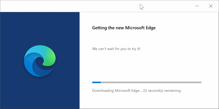 reinstall microsoft edge without data loss