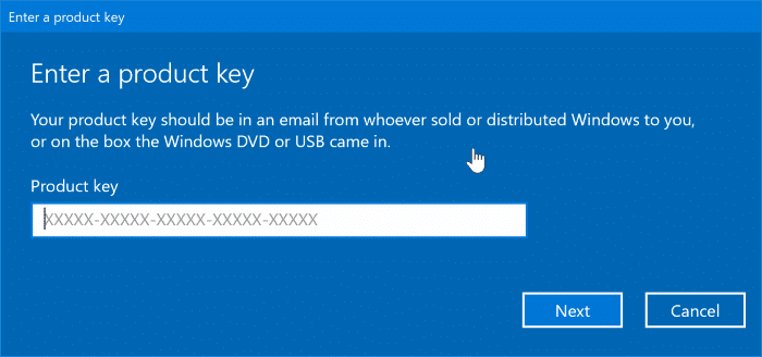 transfer Windows 10 license to new computer pic5