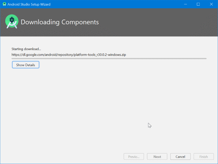 install Android on Windows 10 pic16