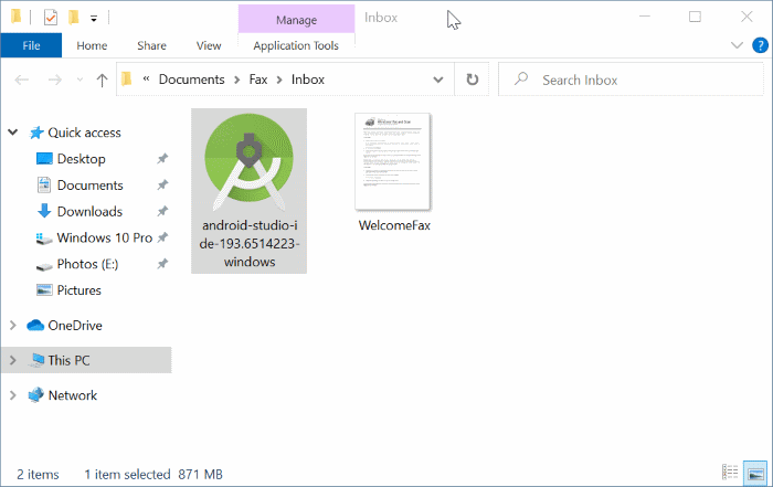 install Android on Windows 10 pic2