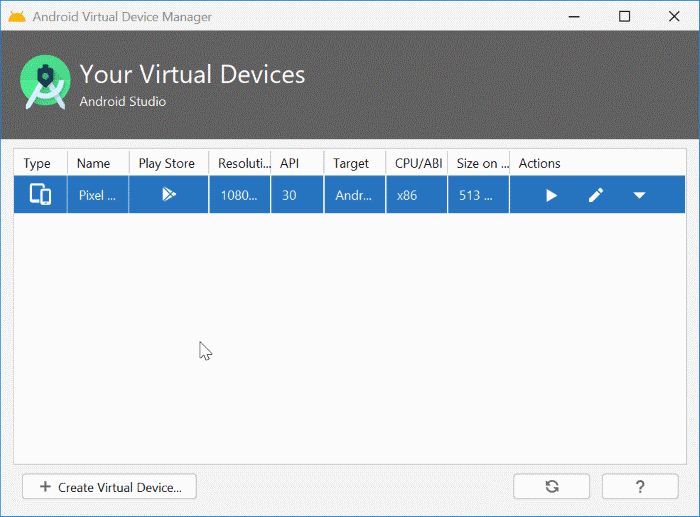 install Android on Windows 10 pic35