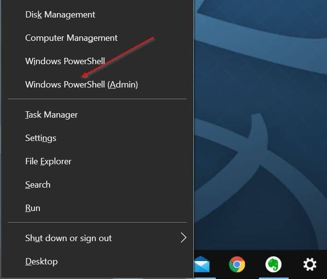 install powershell 7 on Windows 10 pic4.1