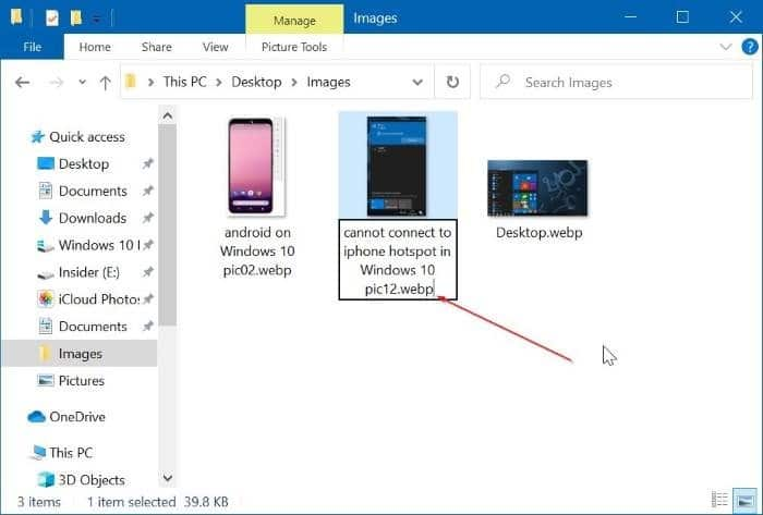 open webp images in Windows 10 pic4