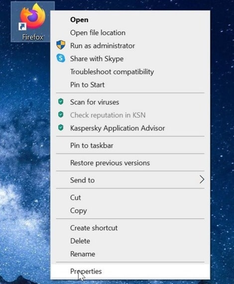 create keyboard shortcuts to launch programs in Windows 10 pic4