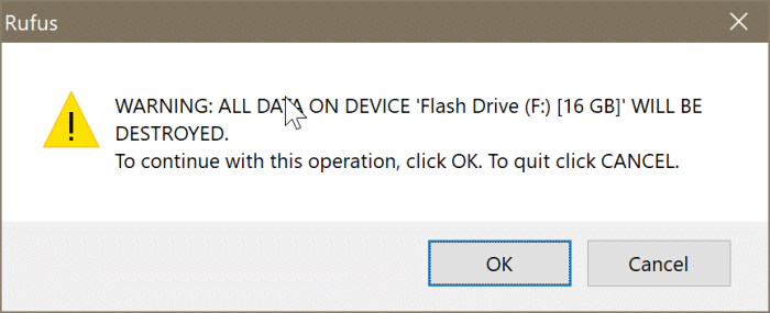 create Ubuntu Live USB on Windows 10 PC pic2