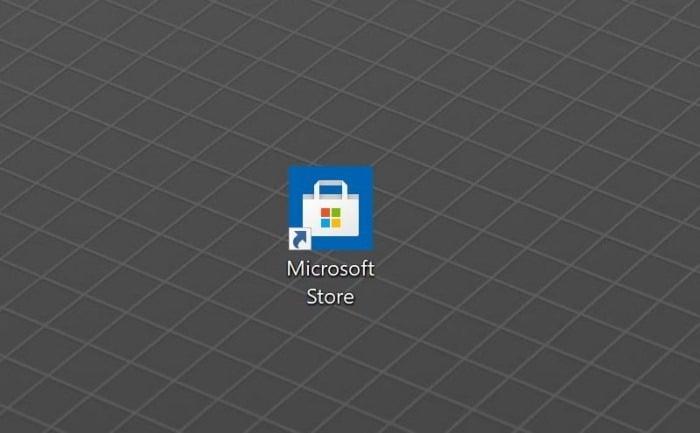 create desktop shortcut for Store app in Windows 10 pic2