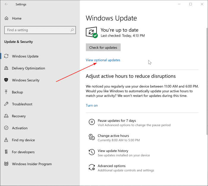 update display driver in Windows 10 pic02