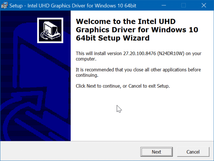 update display drivers in Windows 10 pic8