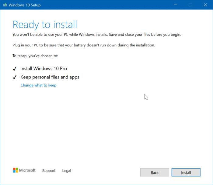 install Windows 10 May 2021 Updatepic9